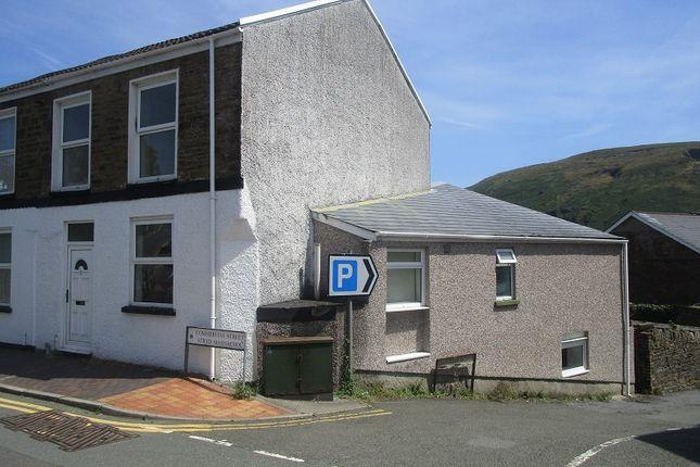 Thumbnail End terrace house for sale in Commercial Street, Ystalyfera, Swansea