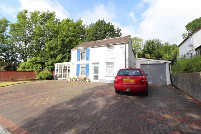 Thumbnail Semi-detached house for sale in Clydach Road, Swansea
