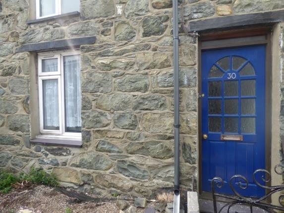 Thumbnail Terraced house for sale in New Street, Deiniolen, Caernarfon, Gwynedd