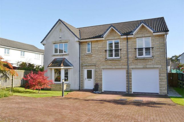 Thumbnail Detached house for sale in 15 Burnbank Meadows, Kinross, Kinross Shire