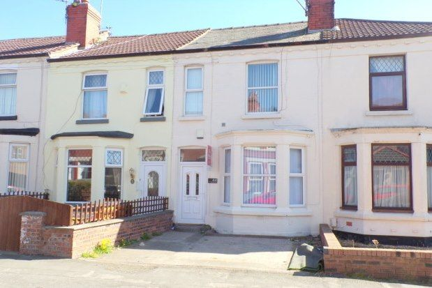Thumbnail Terraced house to rent in Urmson Road, Wallasey