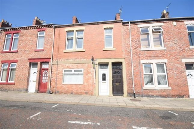 Thumbnail Flat to rent in Canterbury Street, South Shields