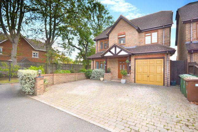 Thumbnail Detached house for sale in Little Oaks Close, Shepperton