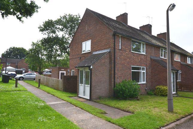 Thumbnail End terrace house for sale in Riverside Drive, Tern Hill, Market Drayton
