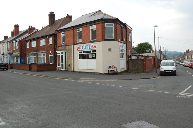 Thumbnail Restaurant/cafe for sale in 33-35 Masters Lane, Halesowen