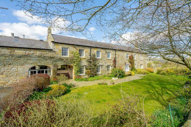 4 bed detached house for sale in Middleton, Morpeth NE61