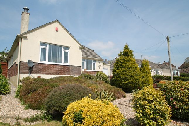 Thumbnail Detached bungalow for sale in Richmond Road, Crownhill, Plymouth