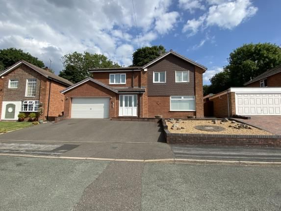 4 bed detached house for sale in Corn Hill, Orchard Hills, Walsall, . WS5