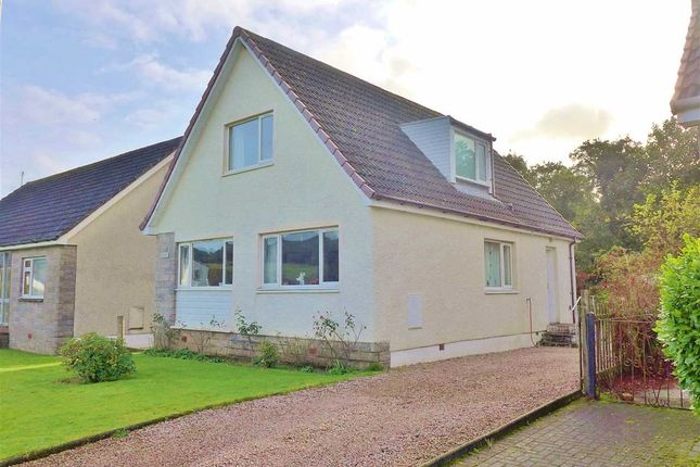Thumbnail Detached house for sale in Murray Crescent, Lamlash, Isle Of Arran
