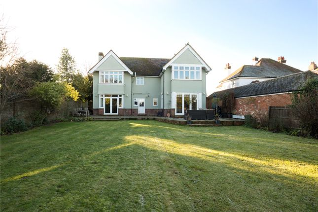 Thumbnail Detached house for sale in London Road, Faversham, Kent