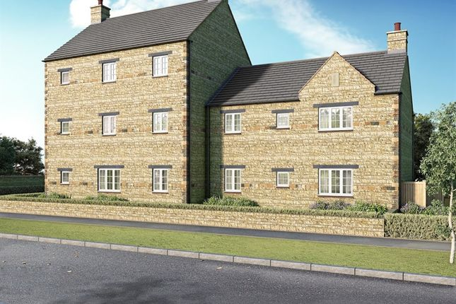 Thumbnail Flat for sale in St Georges Fields, Wootton, Northampton