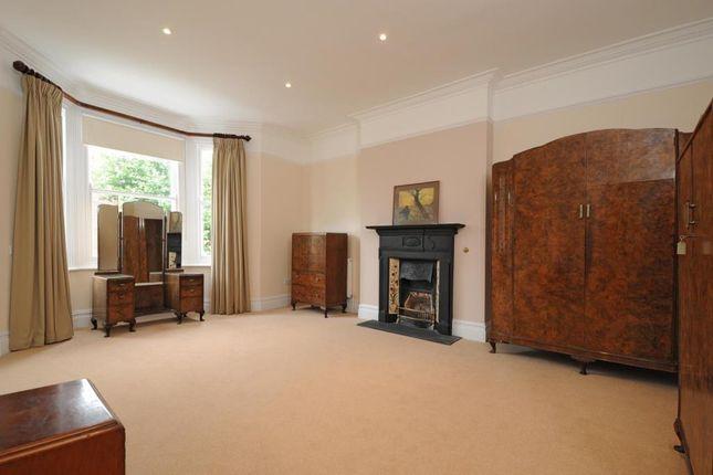 Master Bedroom of Heath Hurst Road, Hampstead NW3