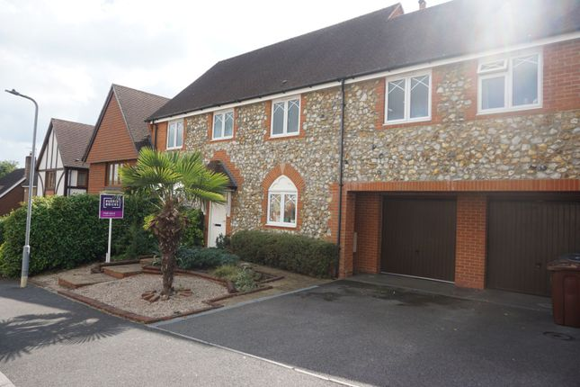 Thumbnail Terraced house for sale in Walhatch Close, Forest Row