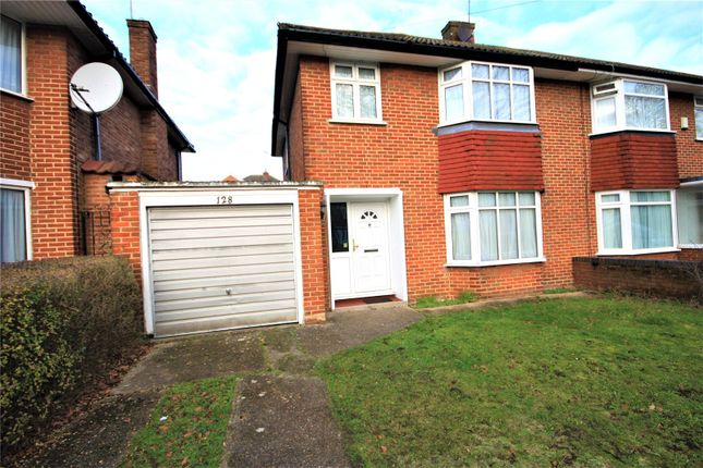 Thumbnail Semi-detached house to rent in Lonsdale Drive, Enfield