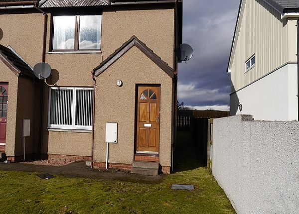 Thumbnail Flat for sale in Cromlet Court, Invergordon