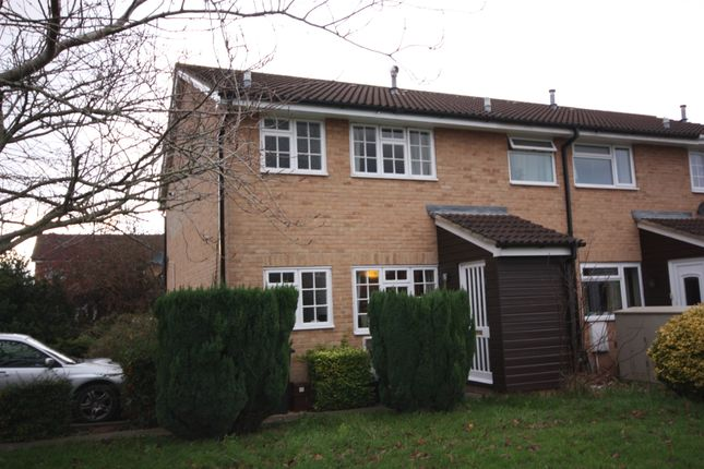 Thumbnail End terrace house to rent in Bowmont Grove, Taunton