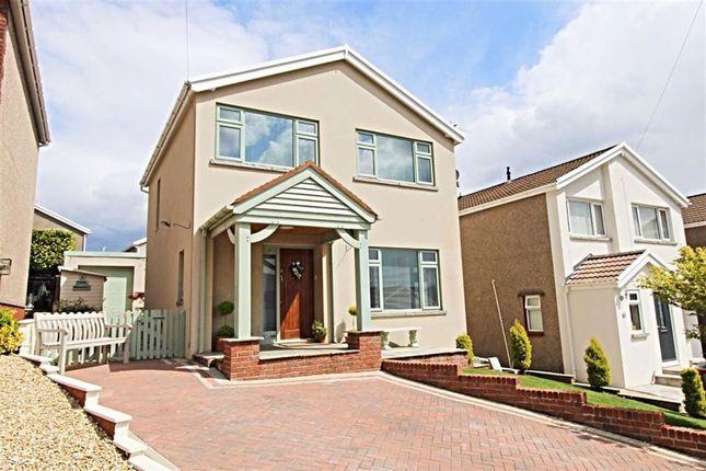 3 bed detached house for sale in Park Prospect, Pontypridd CF37