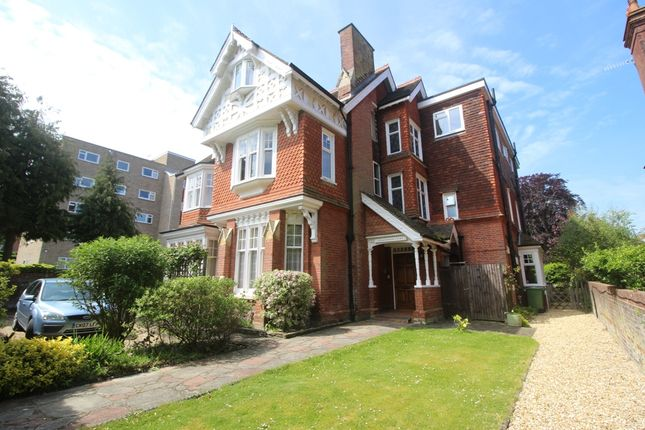 Thumbnail Flat for sale in Granville Road, Lower Meads, Eastbourne