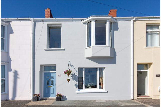 Thumbnail Terraced house for sale in Great Eastern Terrace, Milford Haven