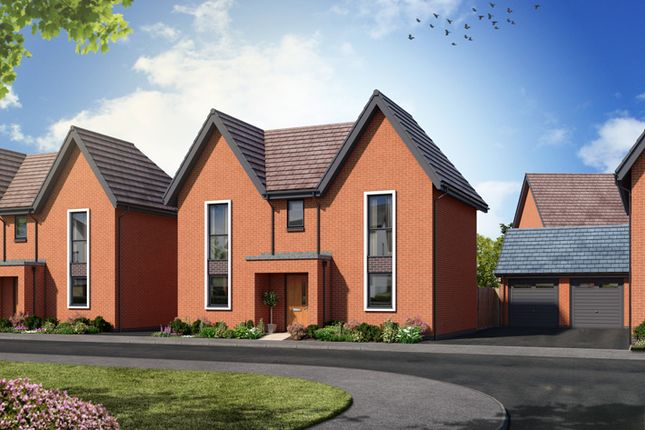 """Thumbnail Property for sale in """"The Aylesbury"""" at Welton Lane, Daventry"""