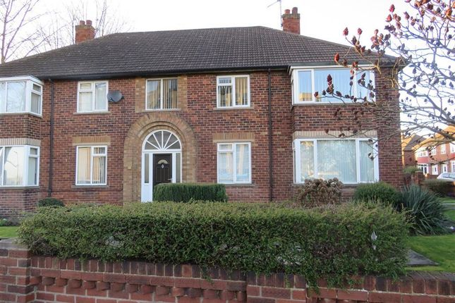 Thumbnail Flat to rent in Armthorpe Road, Wheatley Hills, Doncaster