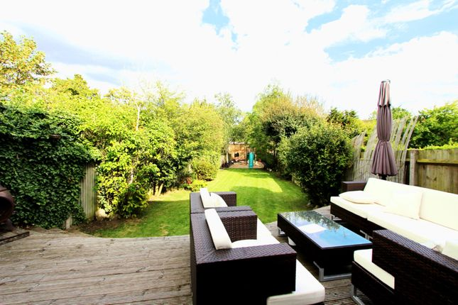 Thumbnail Semi-detached house to rent in Lynwood Drive, Worcester Park