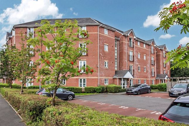 Thumbnail Flat for sale in Waterside Gardens, The Valley, Bolton