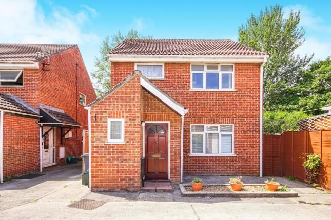 Thumbnail Detached house for sale in Oak Close, Yate, Bristol, Gloucestershire