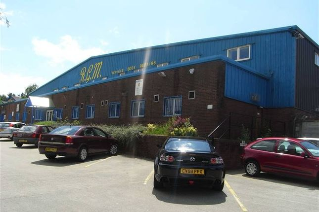 Thumbnail Industrial for sale in Viking Way, Winch Wen Industrial Estate, Winch Wen, Swansea