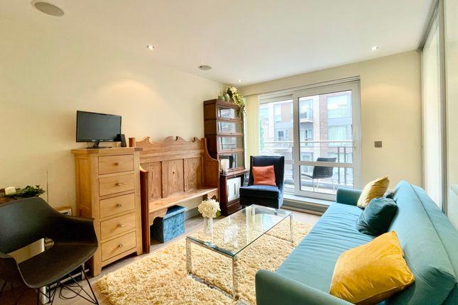 Studio for sale in Compass House, 5 Park Street, Chelsea Creek, Chelsea, London SW6