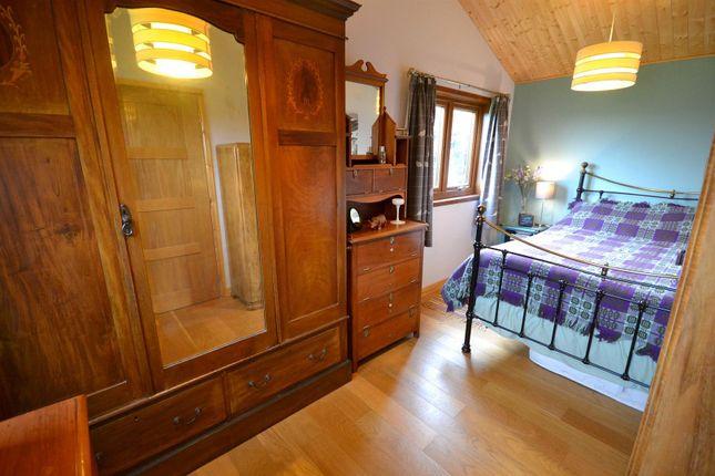Cabin Bedroom of Rhydlewis, Llandysul SA44