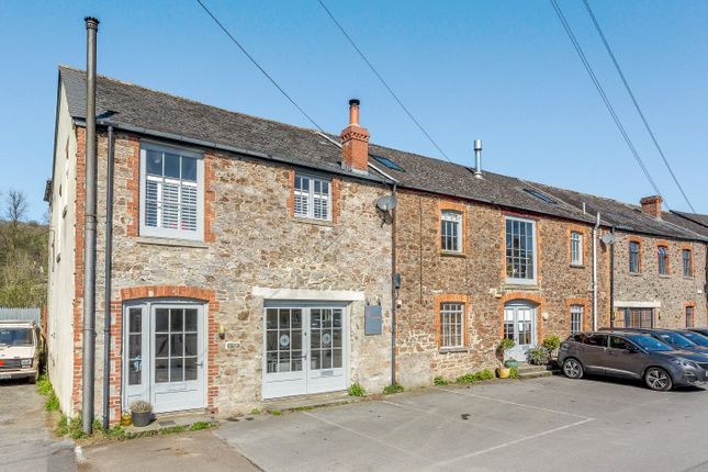 Thumbnail End terrace house for sale in Station Yard, Ashburton, Newton Abbot, Devon