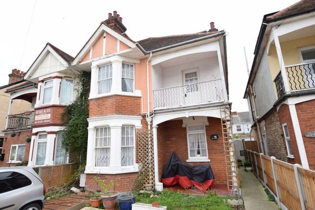 Thumbnail Semi-detached house for sale in Hayes Road, Clacton-On-Sea