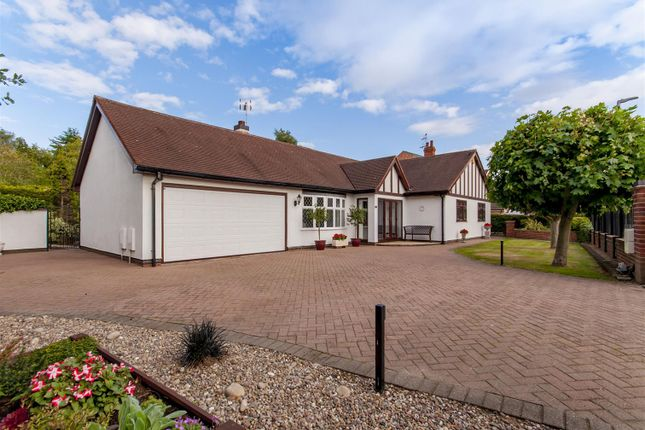 Thumbnail Detached bungalow for sale in Firfield Avenue, Breaston, Derby