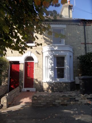 Thumbnail Terraced house to rent in St.Andrews Road, Cambridge