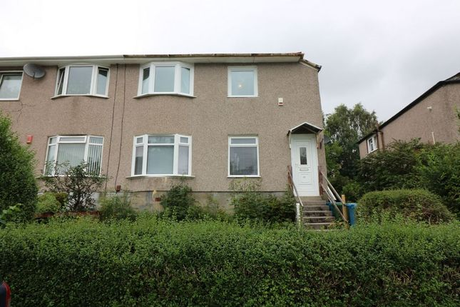 Thumbnail Flat to rent in Newcroft Drive, Croftfoot, Glasgow
