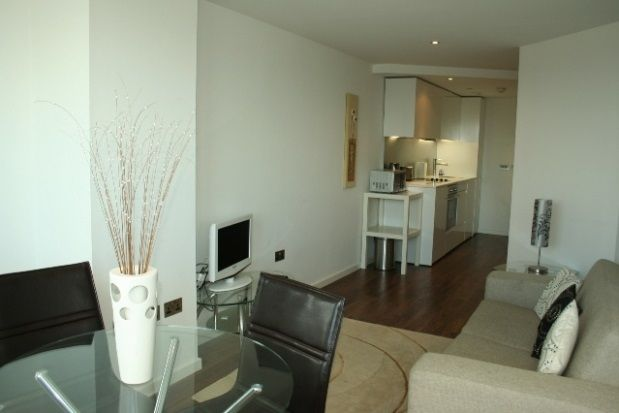 Thumbnail Flat to rent in Bridgewater Place, Water Lane, Leeds City Centre