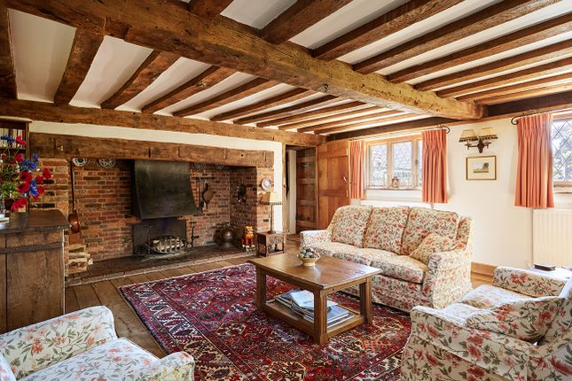 Sitting Room of Cousley Wood, Wadhurst TN5