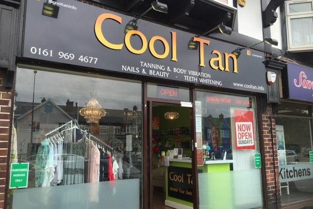 Thumbnail Retail premises to let in 389 Washway Road, Sale