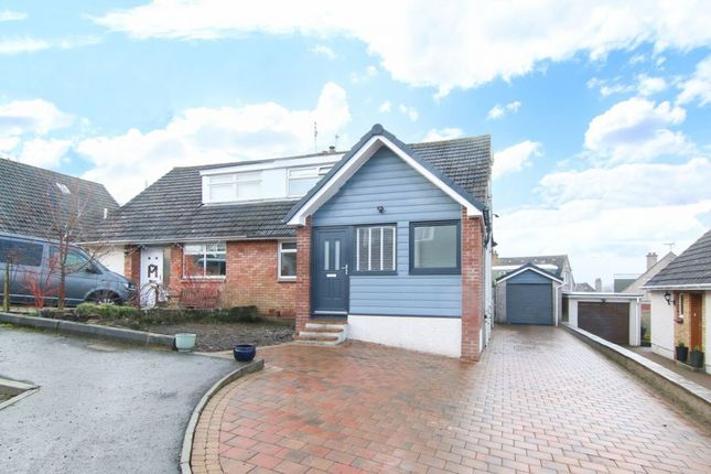 3 bed detached bungalow for sale in Clarendon Road, Linlithgow EH49