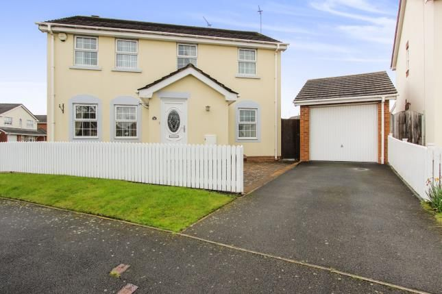 Thumbnail End terrace house for sale in Hermitage Way, Lytham St. Annes, Lancashire, England