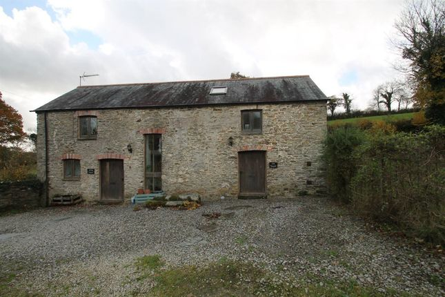 Thumbnail Cottage to rent in Leigh Farm, Bere Alston, Yelverton