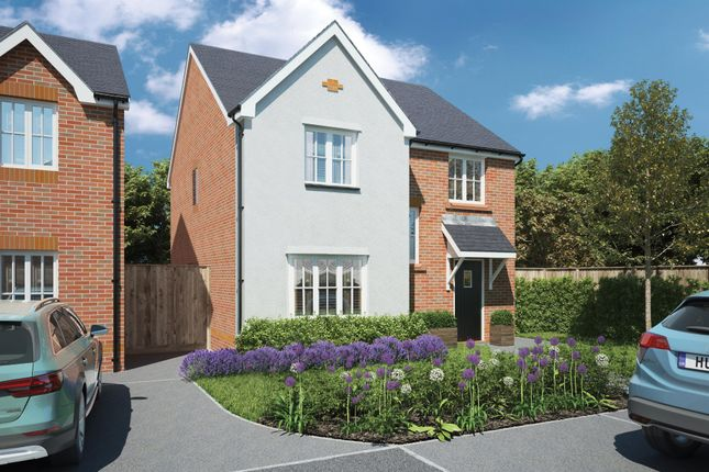 Thumbnail Detached house for sale in Mucklestone Road, Loggerheads, Market Drayton