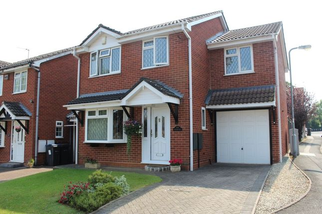Thumbnail Detached house for sale in Orchard Rise, Birmingham