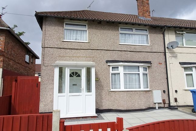 Thumbnail Terraced house for sale in Stanley Park Avenue North, Walton, Liverpool