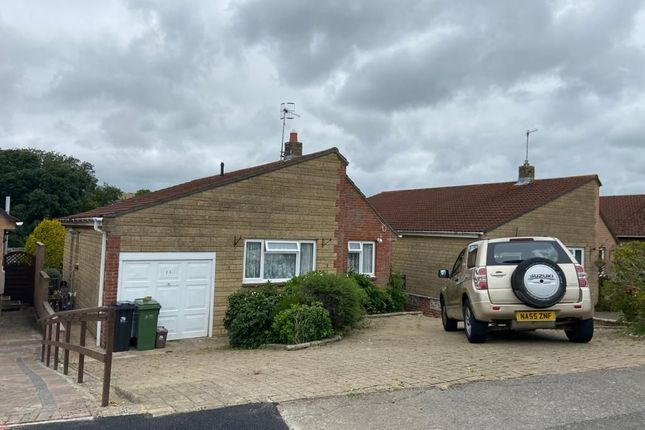 Thumbnail Detached bungalow for sale in Wingreen Close, Preston, Weymouth