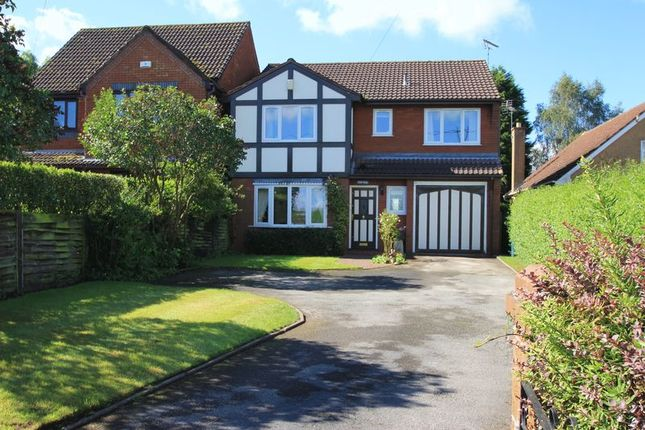 Thumbnail Detached house for sale in Cannock Road, Brocton, Stafford