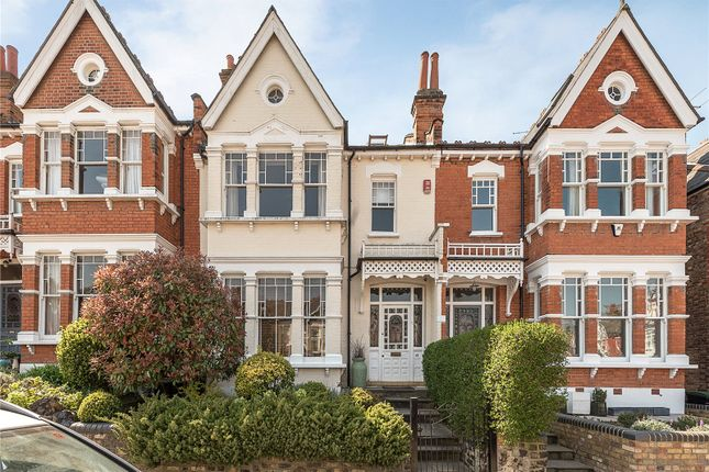 Thumbnail Terraced house for sale in Curzon Road, London