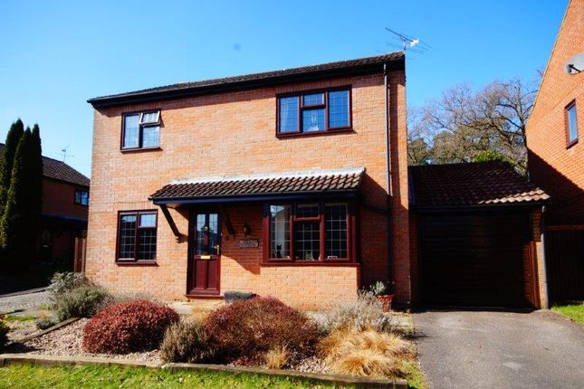 Thumbnail Detached house for sale in Ashbury Road, Bordon