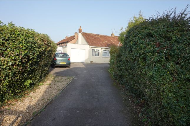 Thumbnail Detached bungalow for sale in Brinsea Road, Congresbury